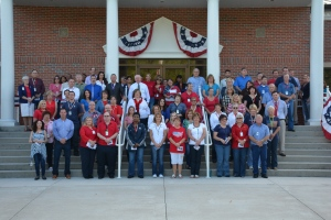 9/11 remembrance FDOT District 2 Lake City office