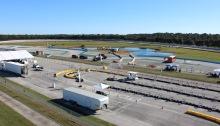 2014 Florida Automated Vehicle Summit demonstrations
