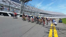 Champions on Bikes