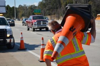 Road Ranger to the rescue on I-295 Buckman Bridge