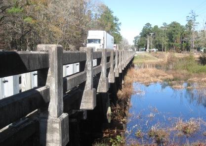 US 221 Econfina Bridge