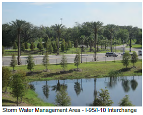 FDOTree Storm Water Management Area