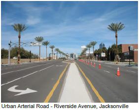 FDOTree Urban Arterial Road