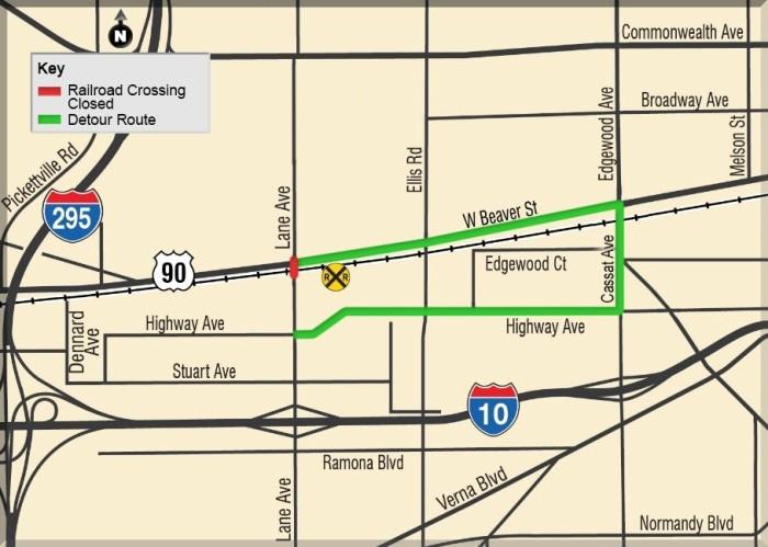 Lane.Beaver RRX Map