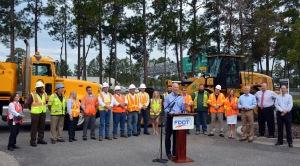 Governor Scott highlights I-95/I-295 North